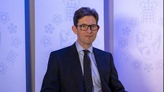 کن مککالوم مدیر کل سازمان امنیت داخلی انگلستان