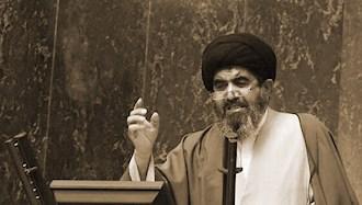 آخوند موسوی لارگانی رئیس مجمع نمایندگان استان اصفهان