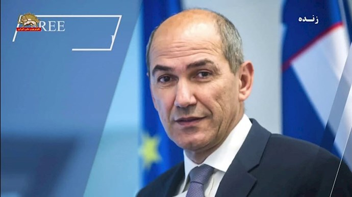 یانس یانشا نخستوزیر کنونی اسلوونی