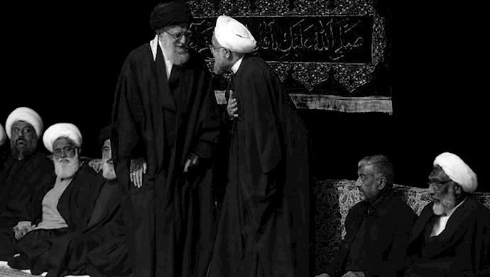 همدستی خامنهای و روحانی علیه مردم ایران