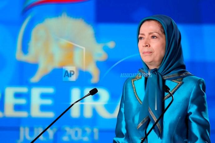 -گردهمایی جهانی ایران آزاد ۲۰۲۱ - 4