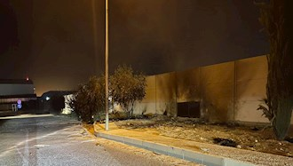 حمله با پهپاد انفجاری به فرودگاه  اربیل
