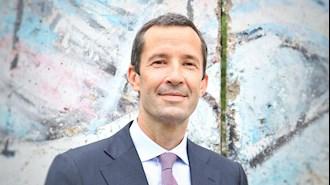 گونتر ساتر معاون نماینده دائم آلمان در شورای امنیت