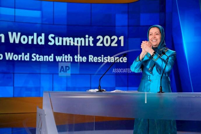 -گردهمایی جهانی ایران آزاد ۲۰۲۱ - 5