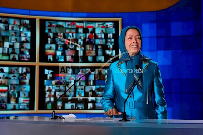 -گردهمایی جهانی ایران آزاد ۲۰۲۱ - 8