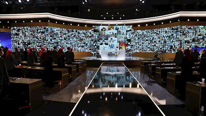 گردهمایی جهانی ایران آزاد - تیر ۱۴۰۰