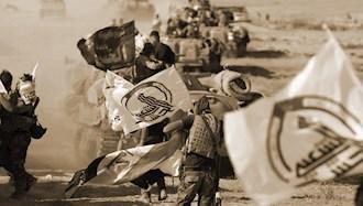 شبه نظامیان حشدالشعبی - عکس از آرشیو