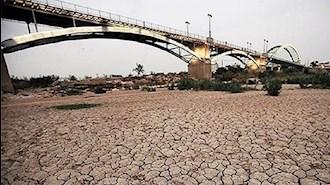 بحران بیآبی در خوزستان