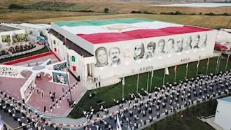 گردهمایی ایران آزاد در اشرف ۳ - آرشیو