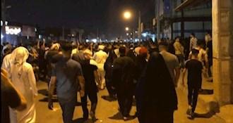 قیام تشنگان خوزستان