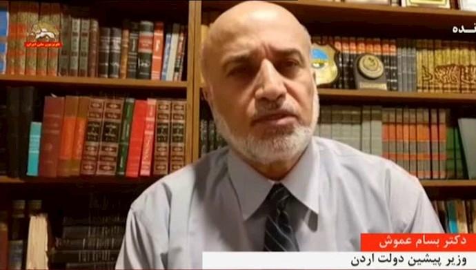 بسام العموش وزیر پیشین دولت اردن