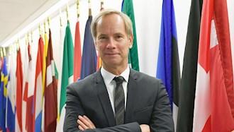اولوف اسکوگ، رئیس نمایندگی اتحادیه اروپا در سازمان ملل