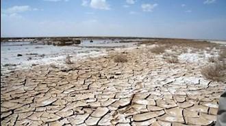 خشک شدن تالاب گاوخونی و وقوع فاجعه زیست محیطی