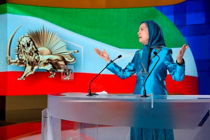 -گردهمایی جهانی ایران آزاد ۲۰۲۱ - 2