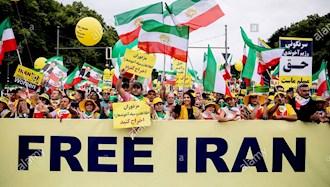 گردهمایی ایرانیان ـ همبستگی برای آزادی