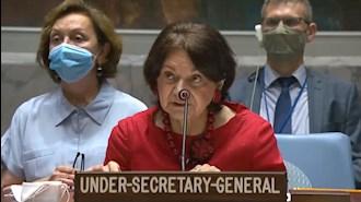 رزماری دیکارلو معاون دبیرکل ملل متحد