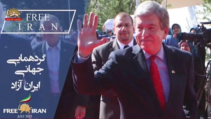 سناتور روی بلانت رئیس کمیته سیاسی جمهوریخواهان در سنای آمریکا