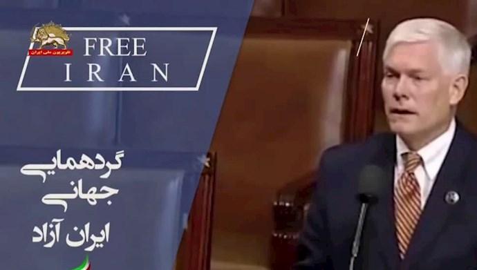 پیت سشن نماینده کنگره آمریکا