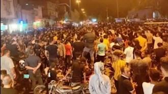 قیام تشنگان در خوزستان