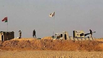 نیروهای حشدالشعبی در  سوریه