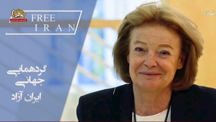 اود دو توئن ـ بنیانگذار فروم زنان برای اقتصاد و جامعه