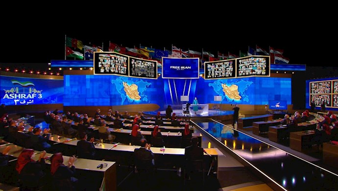 اجلاس جهانی ایران آزاد - روز دوم -۲۰تیر۱۴۰۰