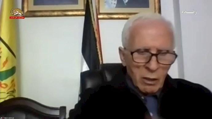 عزام احمد - رئیس فراکسیون الفتح در پارلمان فلسطین، معاون پیشین نخست وزیر