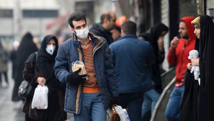 بحران کرونا در  ایران