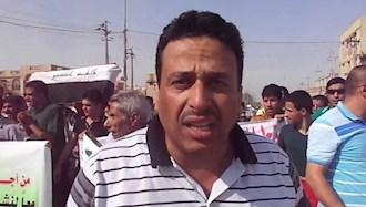 عدی زیدی فعال عراقی