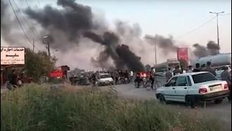 قیام  مردم خوزستان