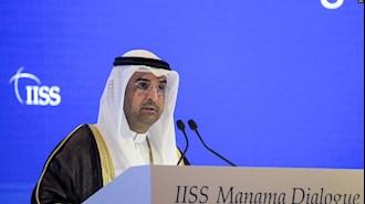 نایف الحجرف، دبیرکل شورای همکاری خلیجفارس