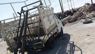 حمله موشکی به عینالاسد در عراق