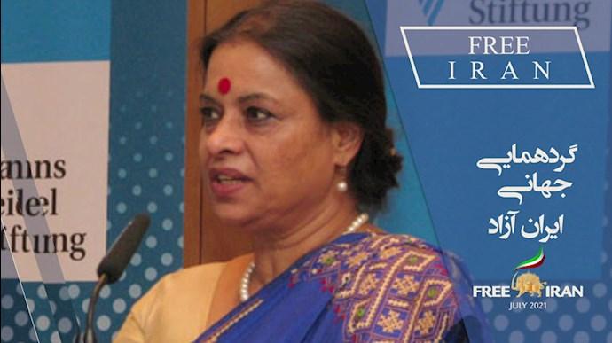 رانجانا کوماری، مبارز حقوق زنان - هند