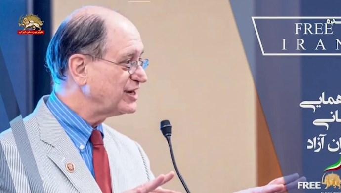 برد شرمن عضو کمیتهٔ امور خارجی کنگره آمریکا