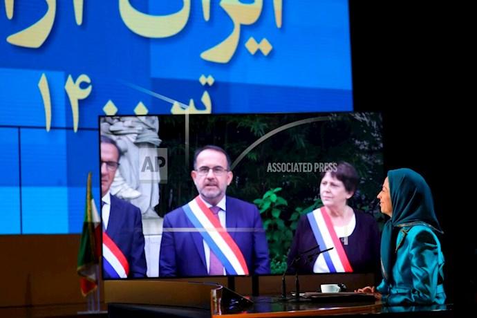 -گردهمایی جهانی ایران آزاد ۲۰۲۱ - 3