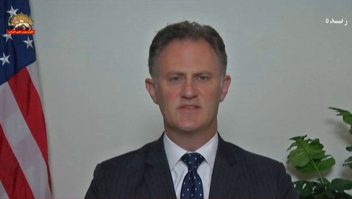 سفیر نِیتان سِیلز هماهنگکننده مبارزه با تروریسم در آمریکا (۲۰۲۱)