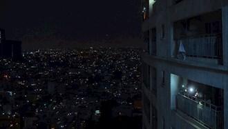 خاموشی در تهران - عکس از آرشیو