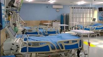 تخت بیمارستانی - عکس از آرشیو