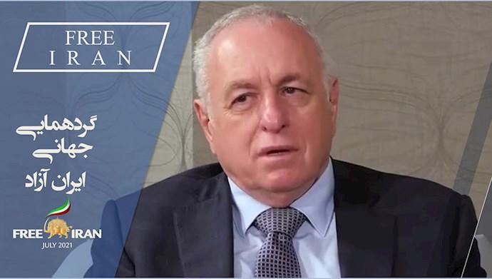 تریتان شهو، وزیر پیشین خارجه آلبانی