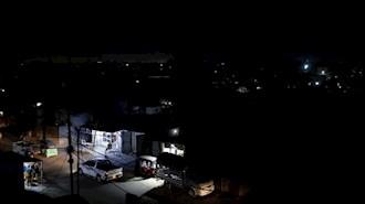 قطعی برق در عراق