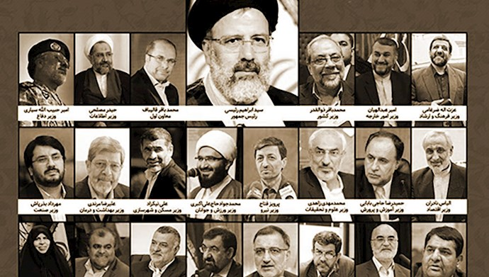 لیست وزیران پیشنهادی رئیسی جلاد