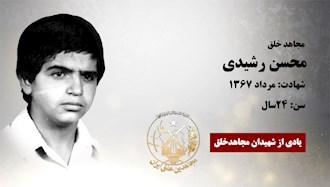 محسن رشیدی