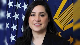 دینا استرول معاون دستیار وزیر دفاع در حوزه خاورمیانه