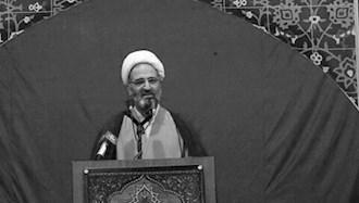 آخوند مرتضی مطیعی امام جمعه خامنهای در سمنان