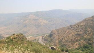 جاده زمینی میان ایران و ارمنستان