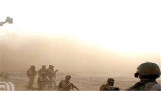صحرای الانبار عراق