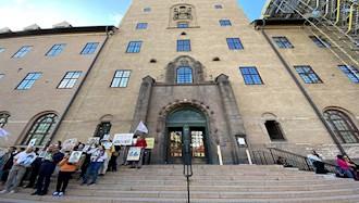 دادگاه دژخیم حمید نوری در سوئد