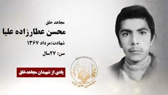 محسن عطارزاده عليا