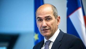 یانس یانشا نخستوزیر اسلوونی