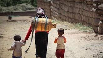 فقر  شدید در ایران